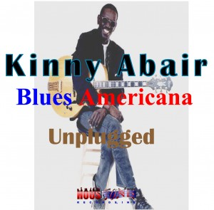 Kinny Abair Blues Americana Unplugged CD Cover