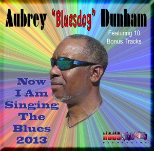 Now I Am Singing The Blues 2013 CD Cover